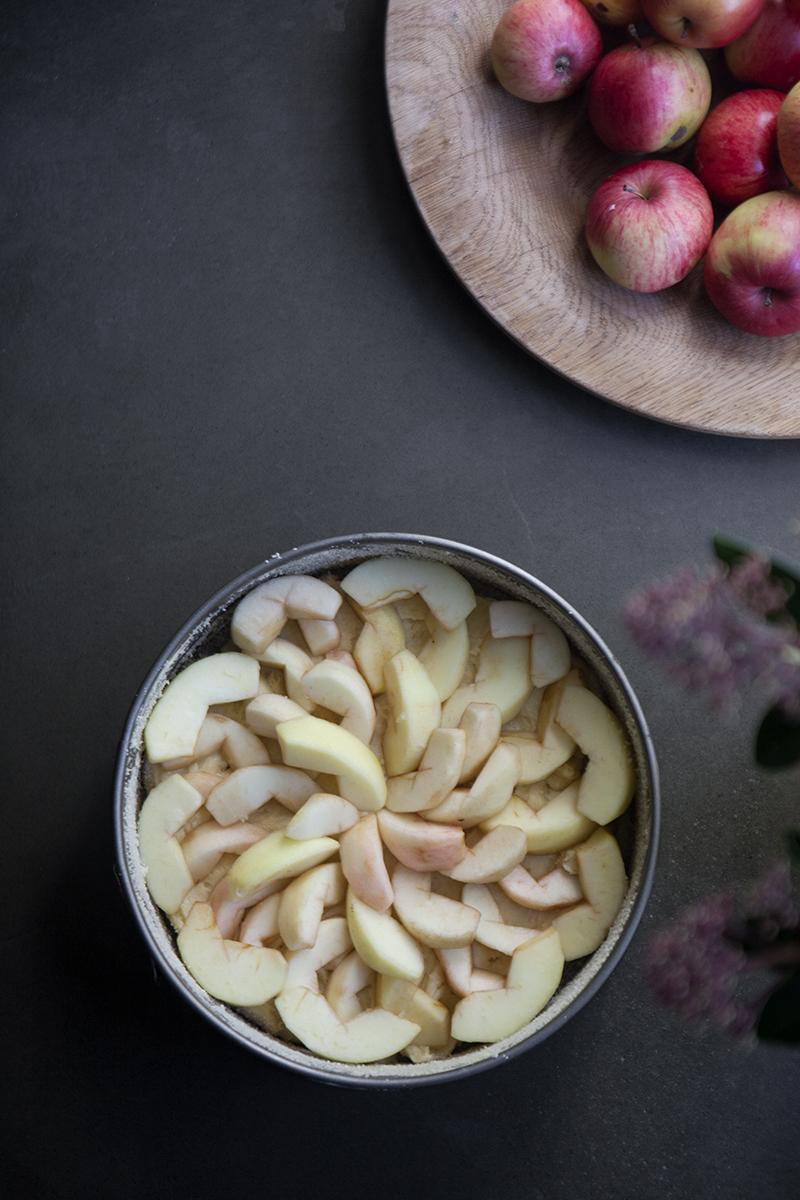 Äppelkaka-1L