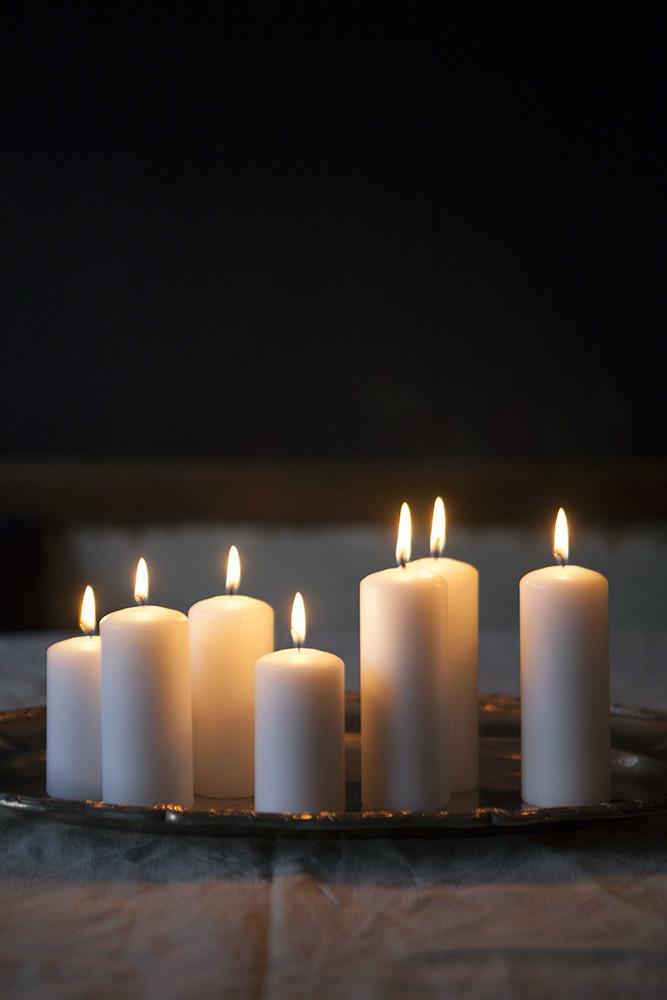 Jul, julen, julfint hemma, julpynt, juldekoration, nordisk jul, blockljus,