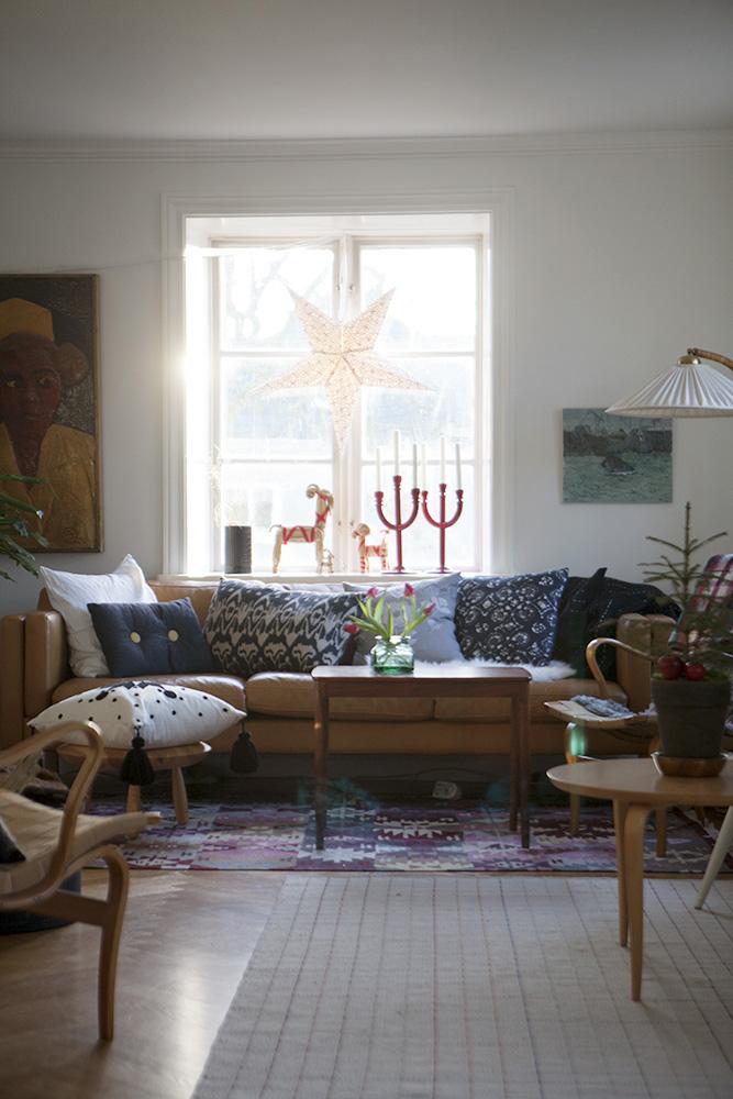 Jul, julen, julfint hemma, julpynt, juldekoration, nordisk jul