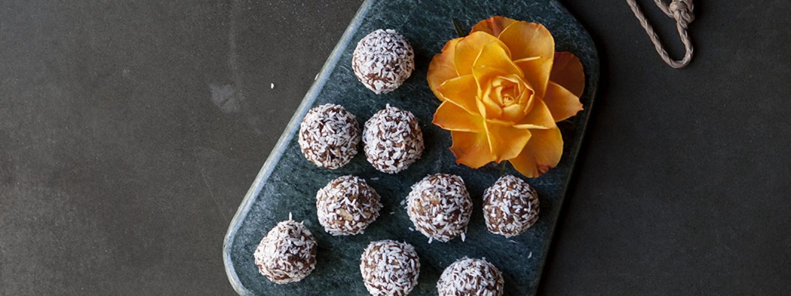Recept på helt underbara dadelbollar